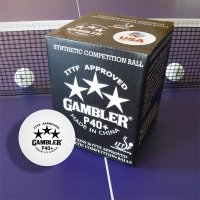 GAMBLER P40+ BALL - 36 PACK